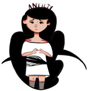 When I'm Anxious Icon