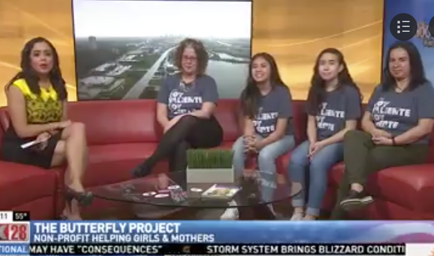 Mariposas in the news!