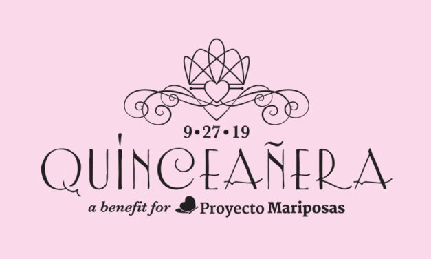 Quinceanera Benefit for Proyecto Mariposas